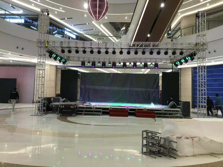 2020年購物中心舞美工程